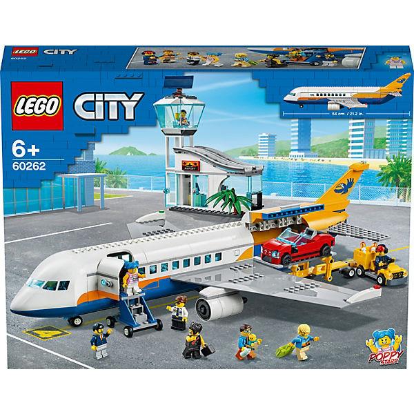 City 60262 Passagierflugzeug