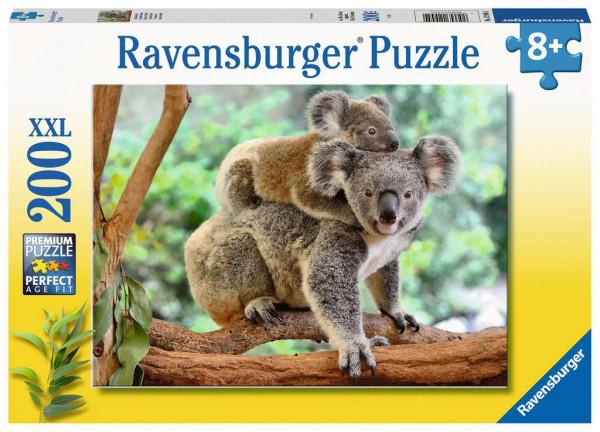 Puzzle Koalafamilie
