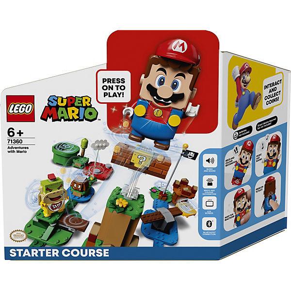 Super MarioT 71360 Abenteuer mit Mario - Starterset