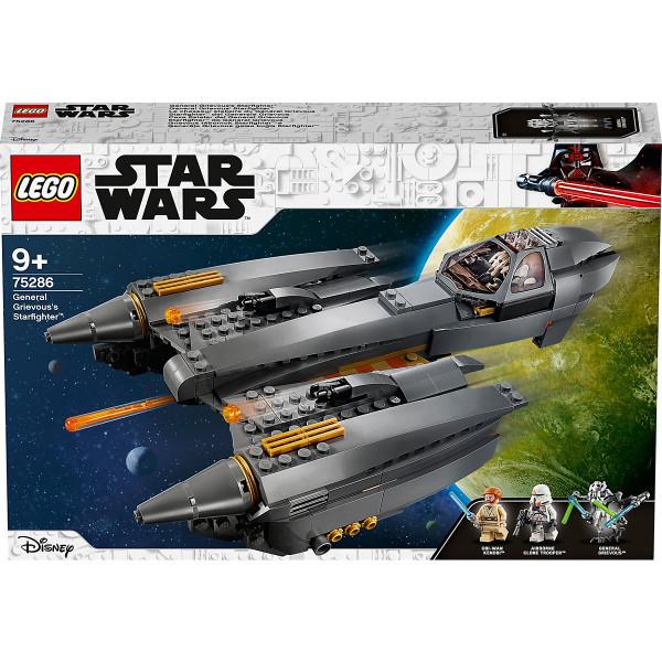 Star WarsT 75286 General Grievous StarfighterT