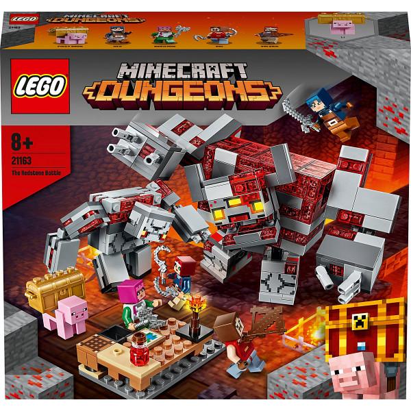 MinecraftT 21163 Das Redstone-Kräftemessen