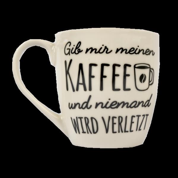 """Tasse """"Meinen Kaffee"""""""