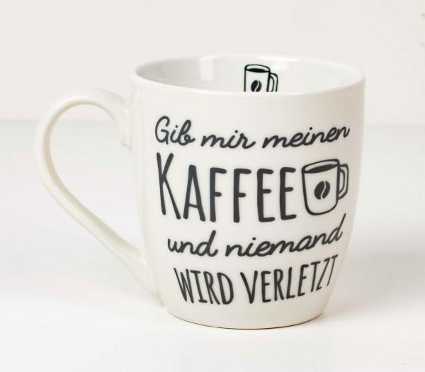 """Becher""""Kaffee"""""""