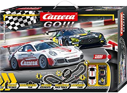 Carrera Go Super Speeders