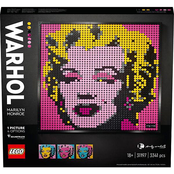 Art 31197 Andy Warhol's Marilyn Monroe