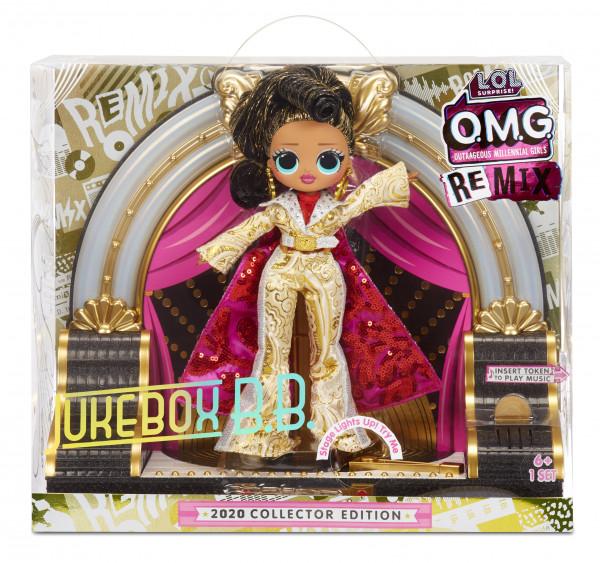 L.O.L. Surprise O.M.G. Jukebox B.B.