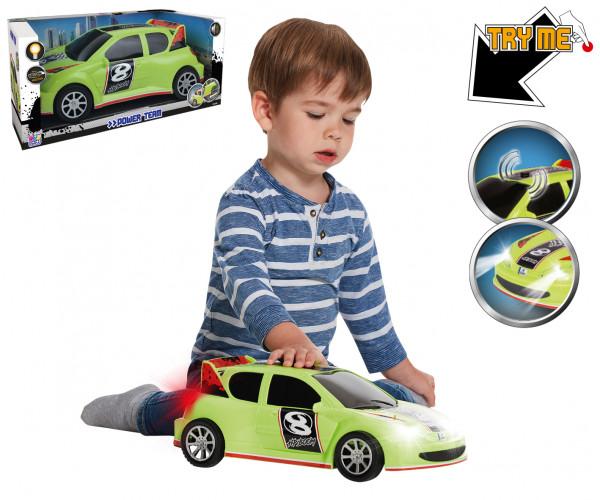 Rolly Car mit Licht + Sound