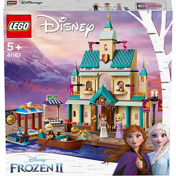 Disney Frozen II 41167 Schloss Arendelle