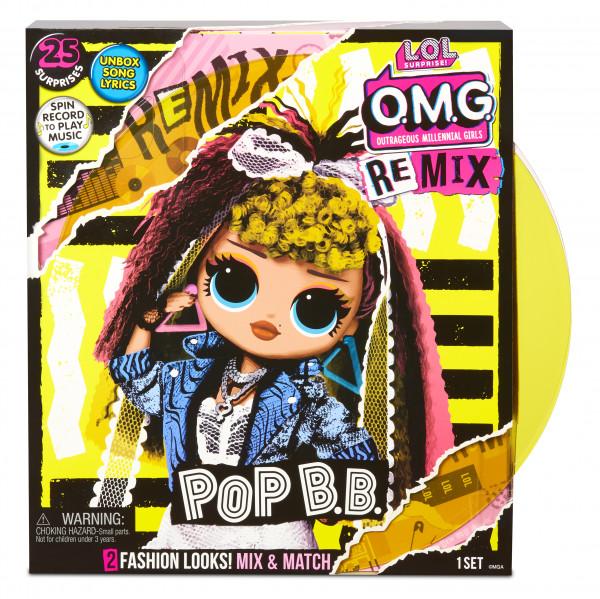 L.O.L. Remix O.M.G. POP B.B.