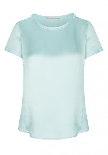 Satin Silk Shirt