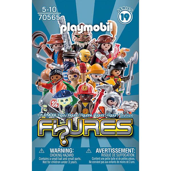 70565 PLAYMOBIL-Figures Boys (Serie 19)