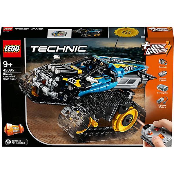 Technic 42095 Ferngesteuerter Stunt-Racer