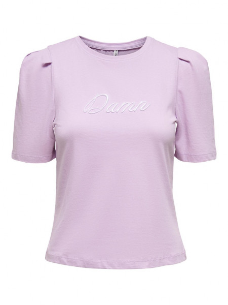 ONLELLA LIFE S/S PUFF BOX TOP JRS