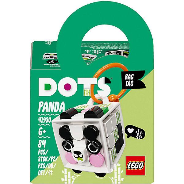 DOTS 41930 Taschenanhänger Panda