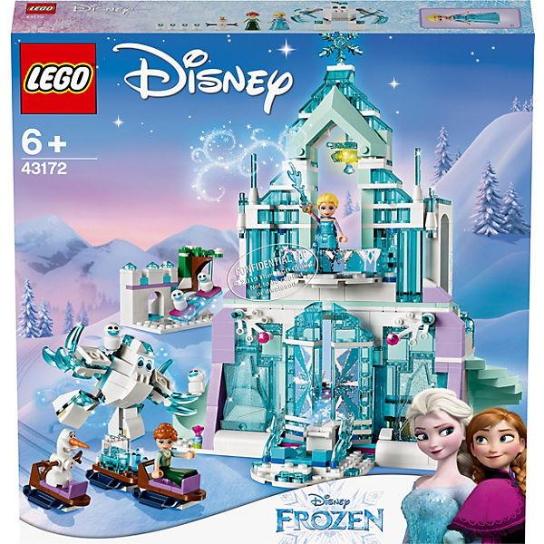 Disney FrozenT 43172 Elsas magischer Eispalast