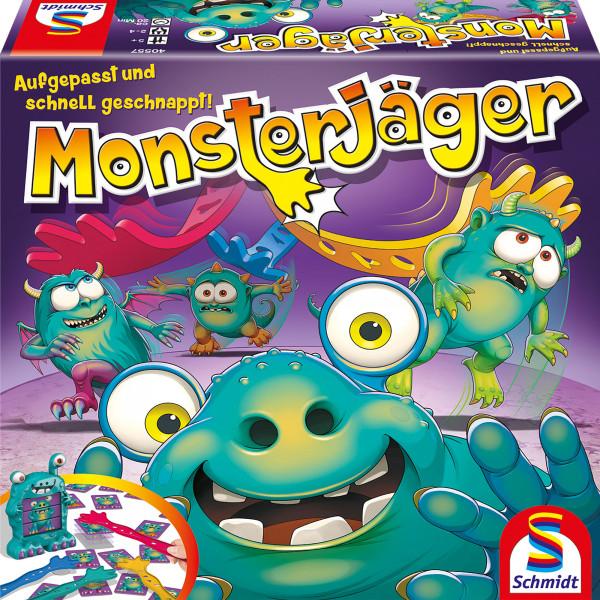 SCHMIDT Monsterjäger