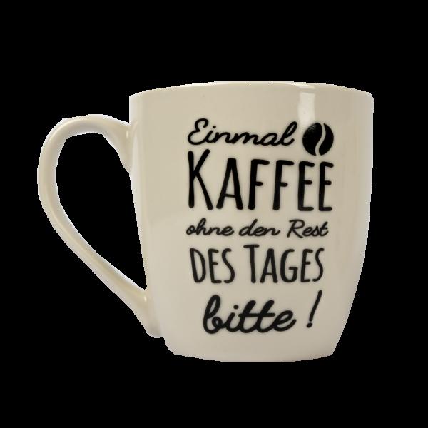 "Tasse ""Kaffee des Tages"