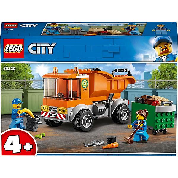 City 60220 Müllabfuhr