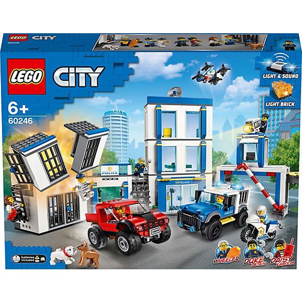 City 60246 Polizeistation