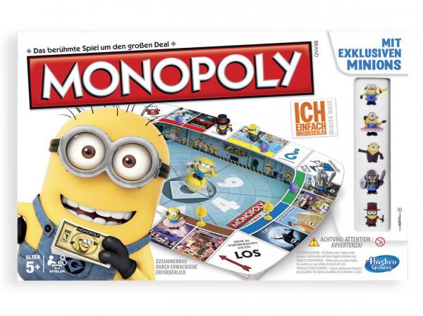 """Monopoly """"Ich-Einfach unverbesserlich"""""""