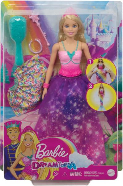 Barbie Dreamtopia 2-in-1 Princess