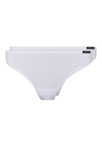 Skiny Damen String 2er Pack Advantage Cotton
