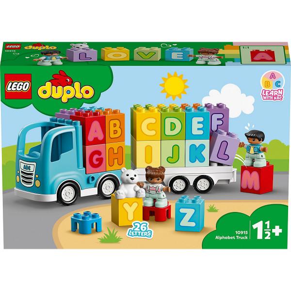 DUPLO® 10915 Mein erster ABC-Lastwagen