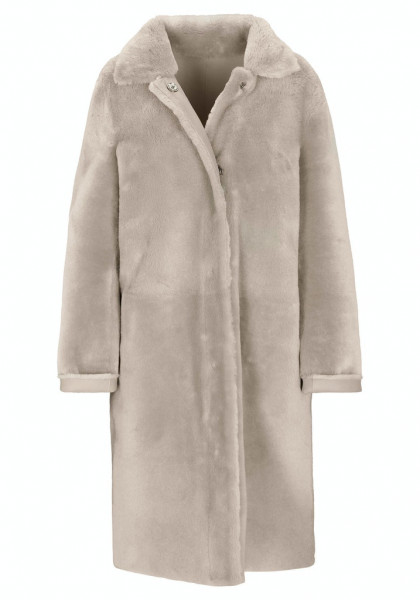 Coat reversable