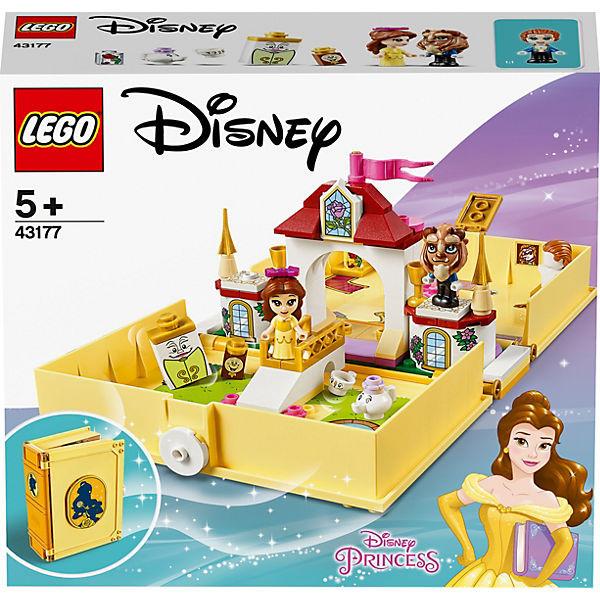Disney PrincessT 43177 Belles Märchenbuch