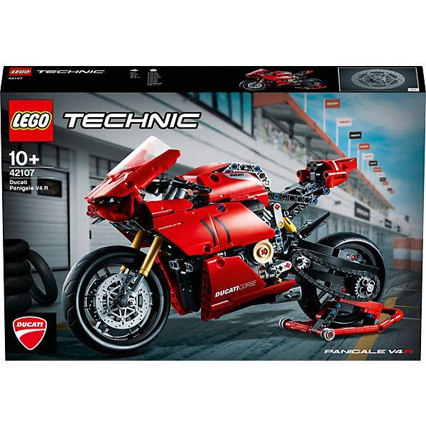 Technic 42107 Ducati Panigale V4 R