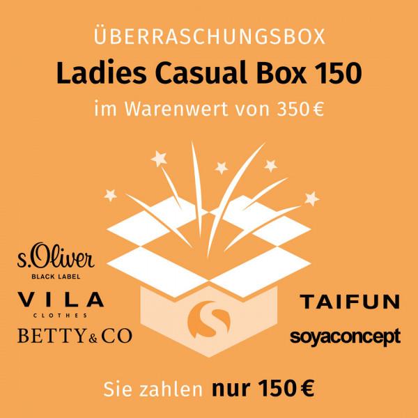 Ladies Casual Box 150