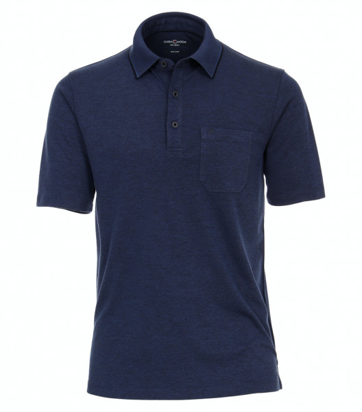 Polo-Shirt uni