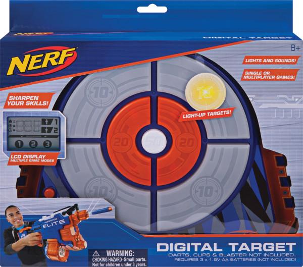 Nerf Elite - Digitale Zielscheibe