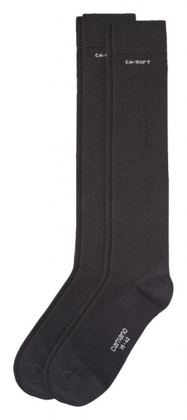 Men Basic ca-soft Knee-high 2p