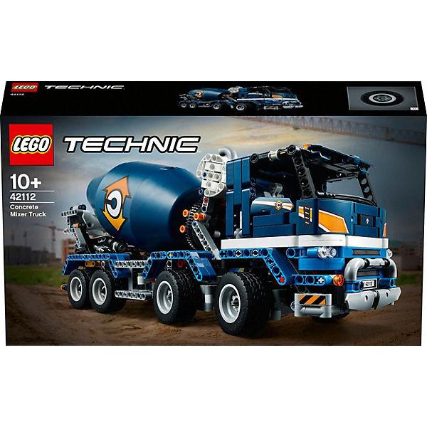 Technic 42112 Betonmischer-LKW
