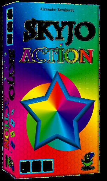 Skyjo Action Spiel