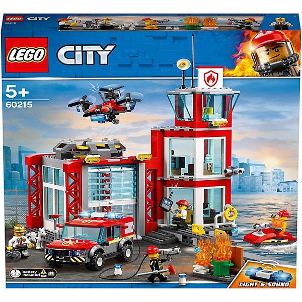 City 60215 Feuerwehr-Station