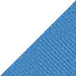 weiß/ blau