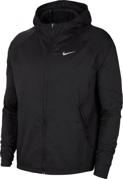 "Herren Laufjacke ""Essential Hooded Jacket"""