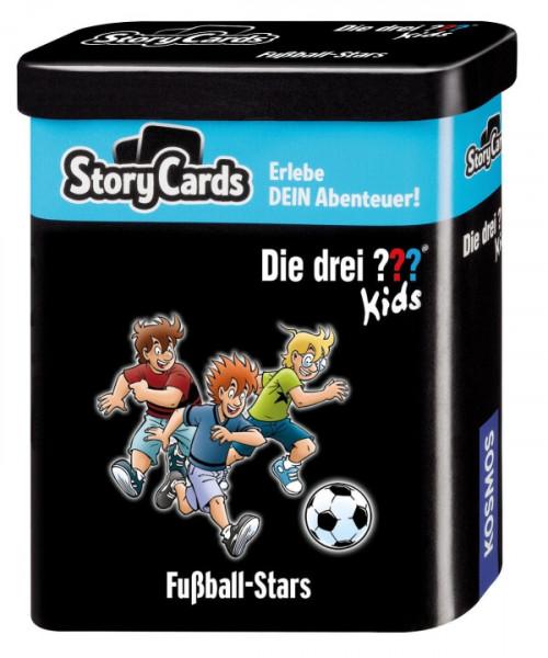 Die drei ??? Kids Kartenspiel: Fußball-Stars