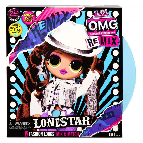 L.O.L. Remix O.M.G. Lonestar