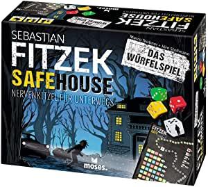 Fitzek Safehouse Würfelspiel