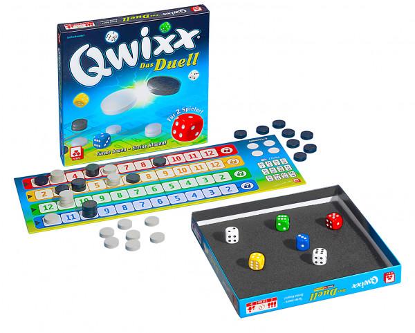 Qwixx Das Duell