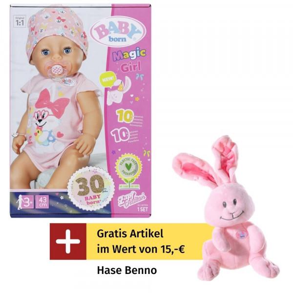 BABY born® Magic Girl 43 cm