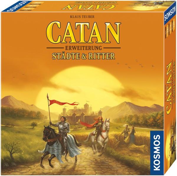 Catan Städte & Ritter Erweiterung