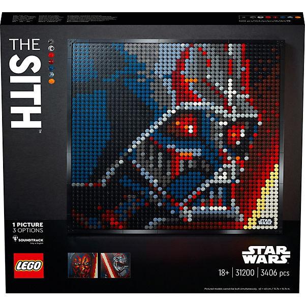 Art 31200 Darth Vader 3+1