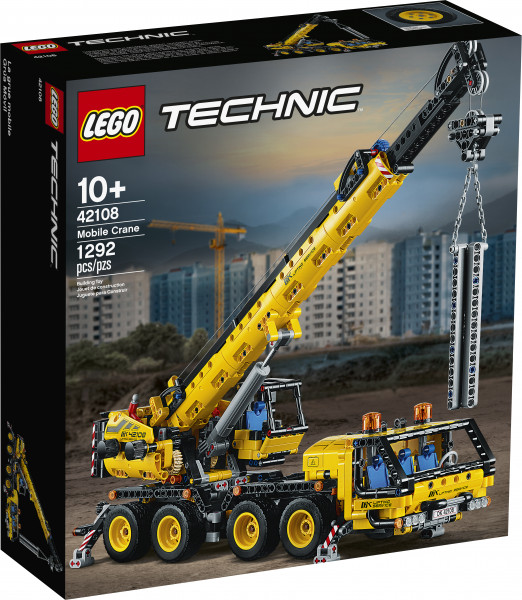 Lego Technic Kran