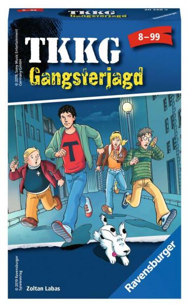 TKKG Gangsterjagd Detektivspiel