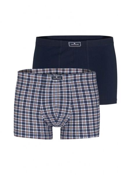 TOM TAILOR Herren Pants bedruckt 2er Pack