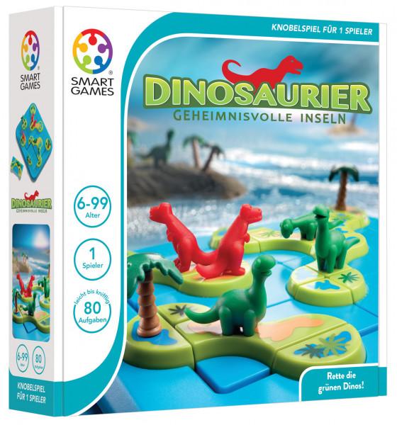 Dinosaurier Geheimsvolle Inseln